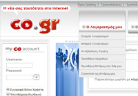 Domain Names Registry co.gr